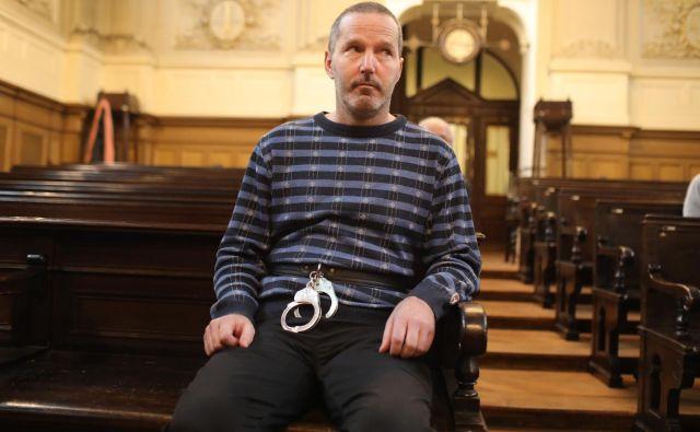 Matej Križnič je nedvomno moški, ki ga je napadal, je po objavi fotografije ugotovil oškodovanec. FOTO: Jure Predanič