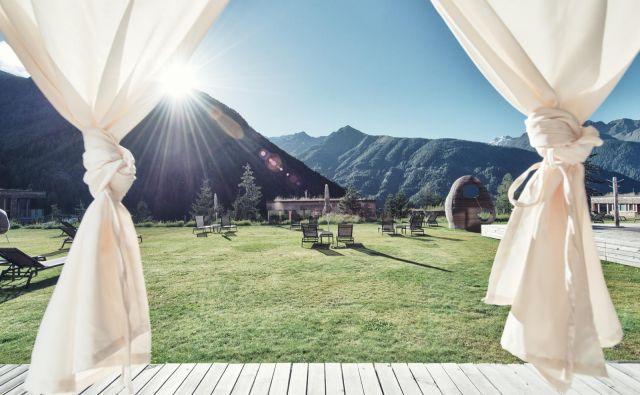 Dobrodošli na vzhodnem Tirolskem. FOTO: ©Schultz Gruppe