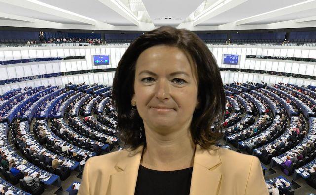 EU-razgovor s Tanjo Fajon FOTO: V. V.