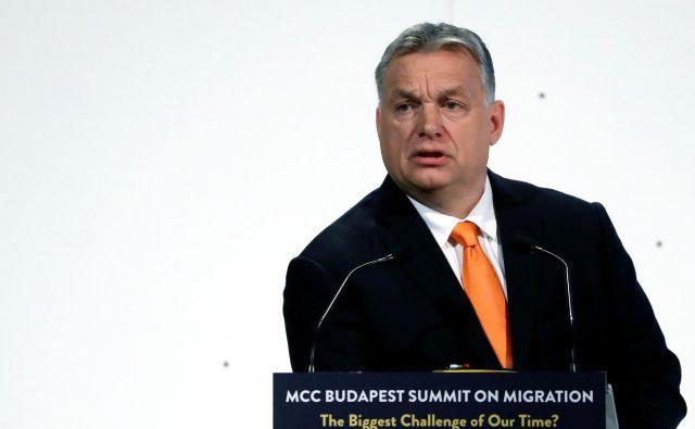 Madžarska opozicija je zaradi afere Ibiza zahtevala preiskavo proti premieru Viktorju Orbánu. Foto: Reuters