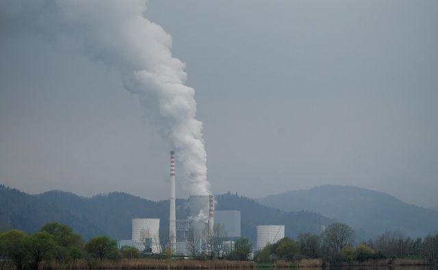 EU naj bi do leta 2030 zmanjšala emisije CO2 za vsaj 40 odstotkov in hkrati modernizirala svoje gospodarstvo. FOTO: Brane Piano/Delo