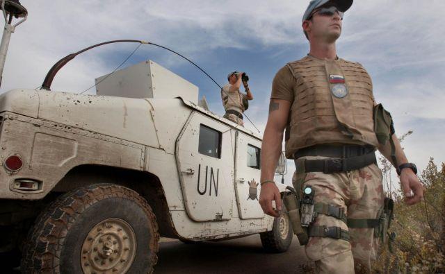 Stopnja ogroženosti vojakov na misiji v Maliju in Libanonu je višja od običajne, razlaga obrambni minister Karl Erjavec. FOTO: Jure Eržen/Delo