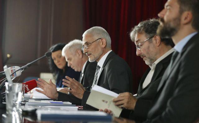 Zdaj se po besedah predsednika vrhovnega sodišča Damijana Florjančiča sodstvo poglobljeno posveča vprašanjem kakovosti. FOTO: Leon Vidic/Delo