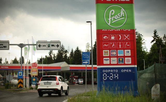 Petrol je (že nekaj let) največje podjetje po prihodkih. Foto Jure Eržen