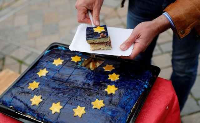 Neznanka volilnih skrinjic je prvič <em>dejansko</em> del kadrovske kombinatorike Evropske unije. FOTO: Fabrizio Bensch/Reuters