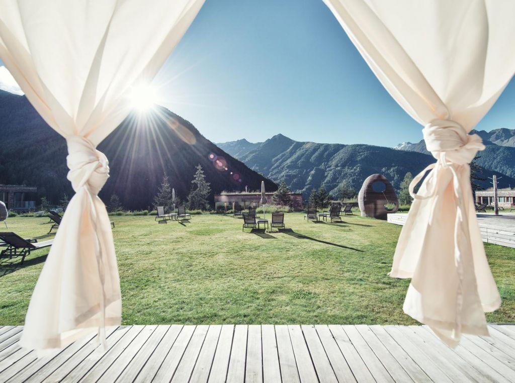 Zeleni luksuz na Vzhodnem Tirolskem