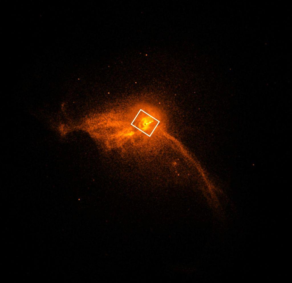 FOTO:Je še nekaj več od Einsteinove teorije