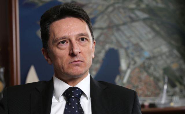 Dragomir Matič je po šestih mesecih napovedal odhod iz Trsta iz osebnih razlogov. Foto Igor Zaplatil