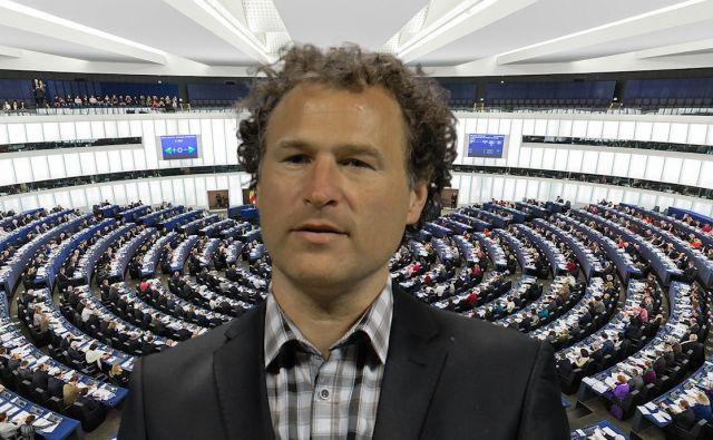 EU razgovor s Petrom Golobom Foto: V. V.