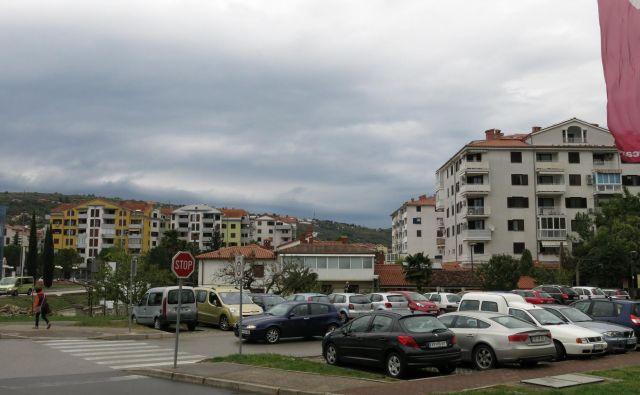V Luciji bodo zgradil nov zdravstveni dom. Foto Boris Šuligoj