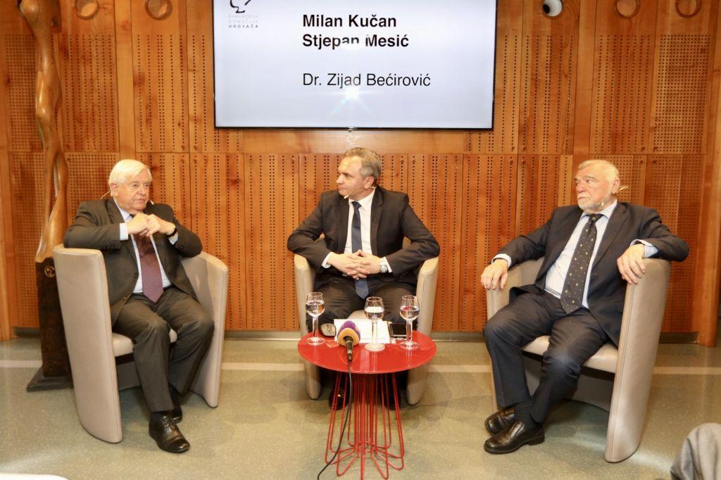 Slovenija in Hrvaška bi lahko skupaj igrali pomembnejšo vlogo v Evropski skupnosti
