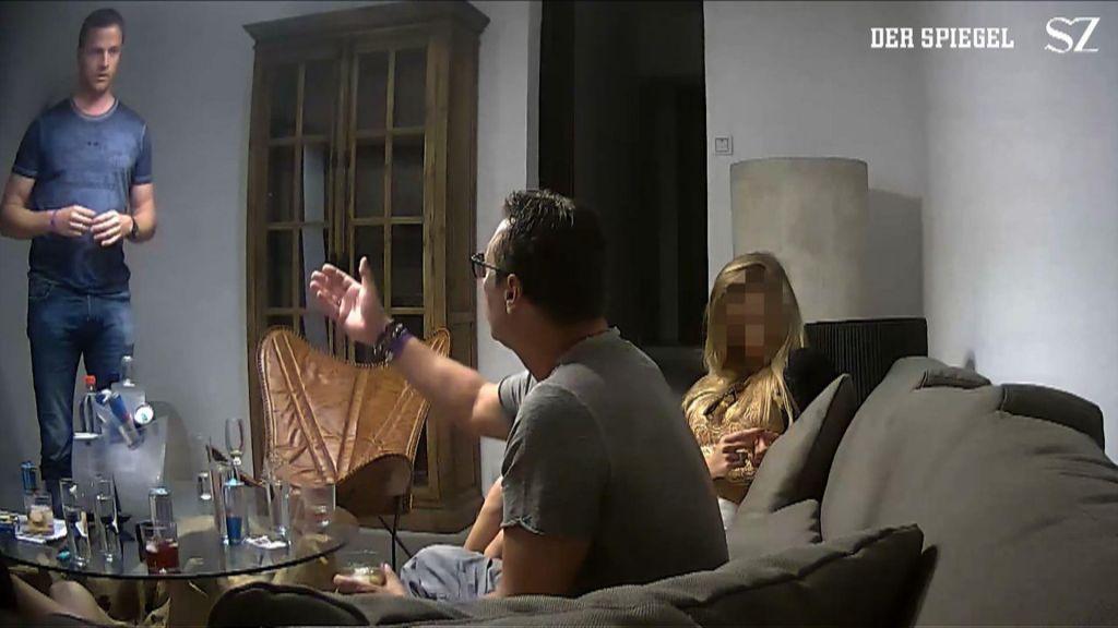 V javnosti nove podrobnosti afere Ibiza