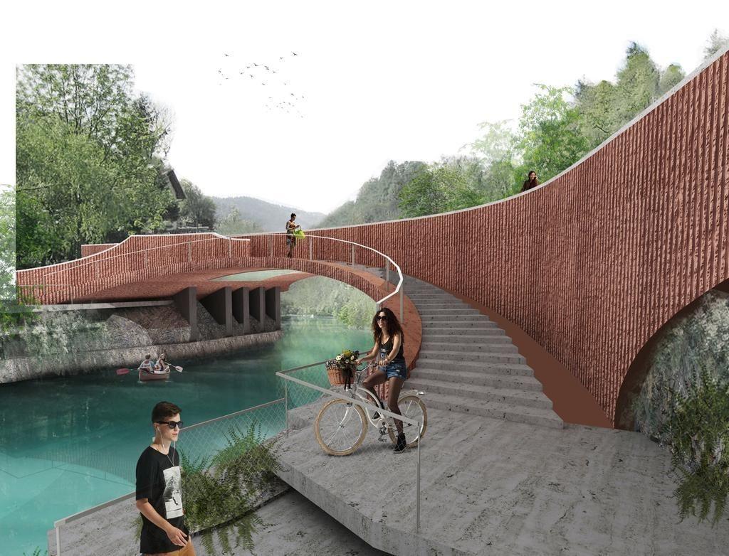 Krajani bi radi most za prihodnjih sto let