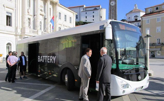 Spodbude bodo namenjene le za vozila na električni pogon in na gorivne celice.