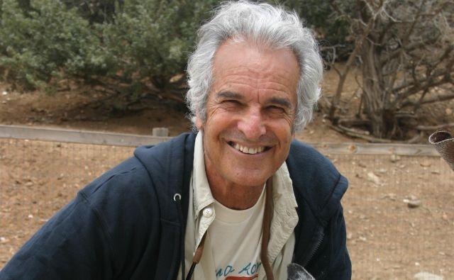 Dr. Jeffrey M. Masson. FOTO: osebni arhiv