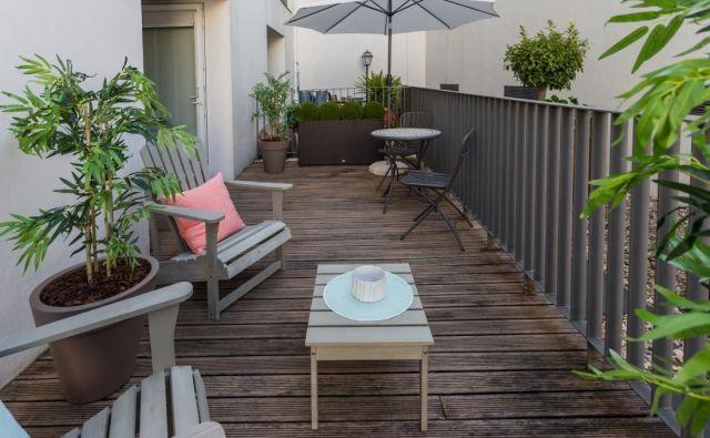 Balkon Foto: Shutterstock