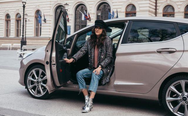 Avtomobil, ki so ga navdihnile ženske. Foto: Ford