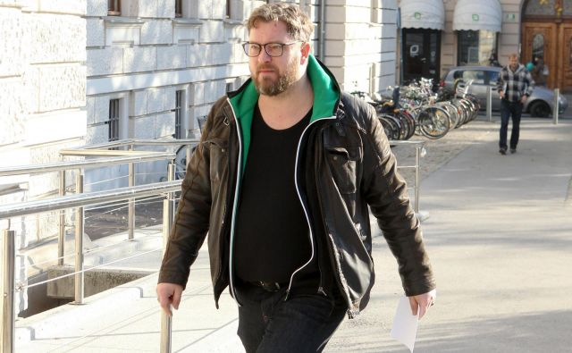 Jurij Zrnec je od zahtevanih 55.000 evrov iztožil skupno 35.000 evrov. FOTO: Marko Feist