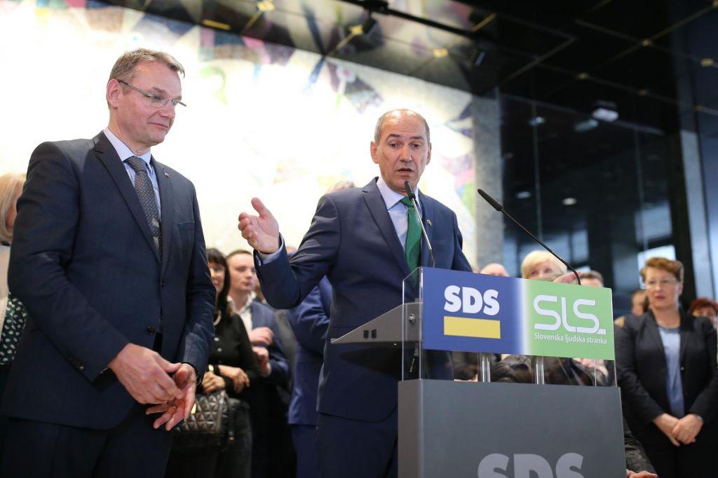 Valicon: Zmagala bo lista SDS in SLS