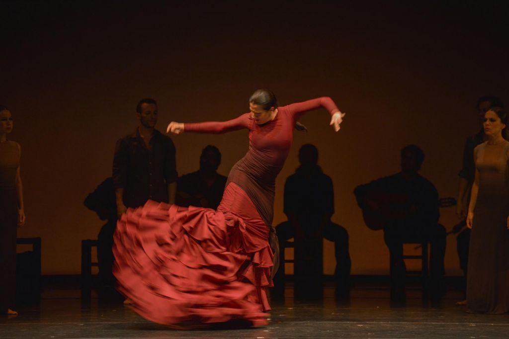 Strastno plesno popotovanje z zvezdo flamenka Marío Pagés