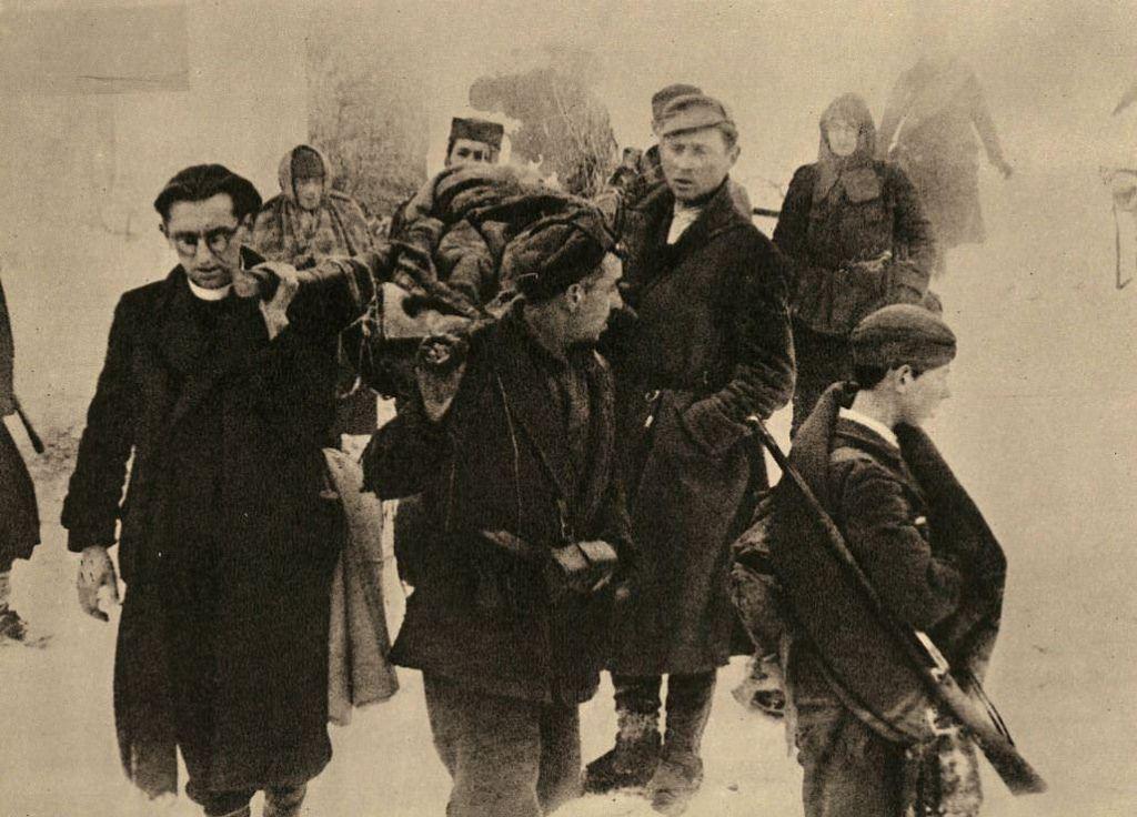 Obletnica: partizanski duhovnik Jože Lampret