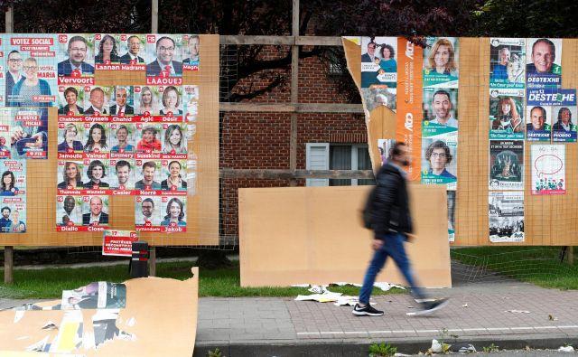 Belgijska politika je tradicionalno nepregledna in nepredvidljiva. FOTO: Reuters