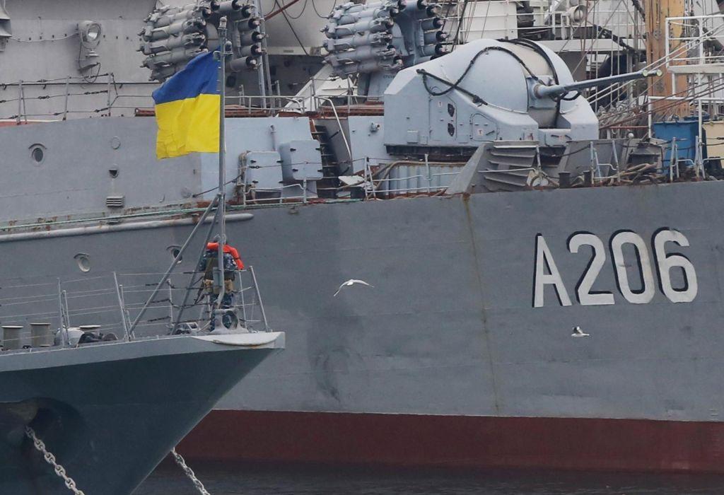 Mednarodno sodišče za pomorsko pravo Rusom naložilo izpustitev ukrajinskih mornarjev