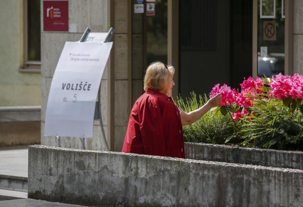 FOTO:Evropske volitve odločene, udeležba 28-odstotna