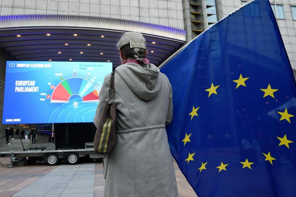 FOTO:V Evropskem parlamentu ostaja najmočnejša Evropska ljudska stranka