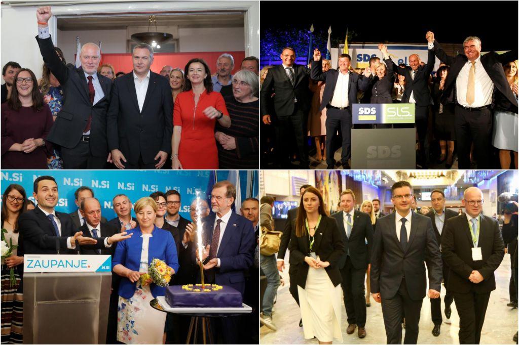 FOTO:Kdo so Slovenci, ki odhajajo v Evropski parlament?