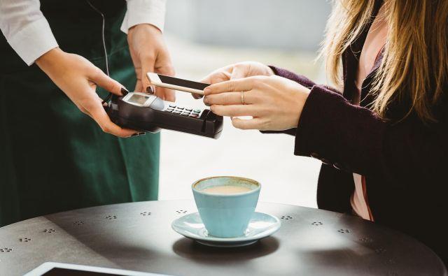 Mobilno plačevanje postaja vse bolj priljubljeno. FOTO: Shutterstock