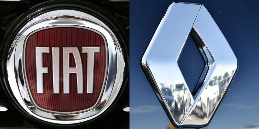 FiatChrysler bi se združil z Renaultom