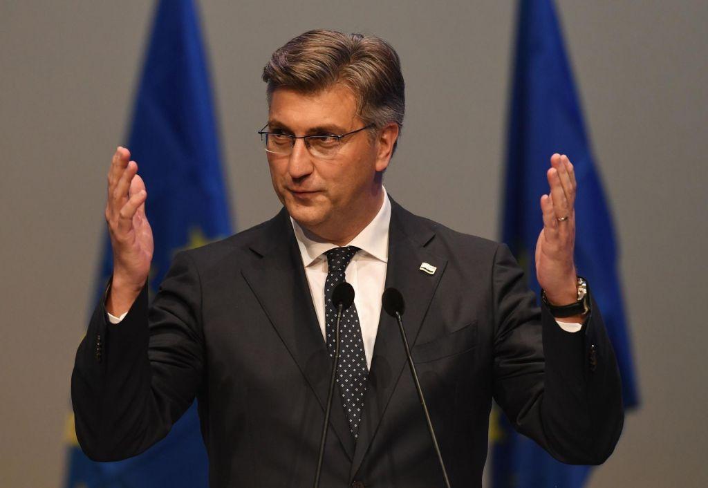 Evropske volitve so okrepile »tretjo Hrvaško«