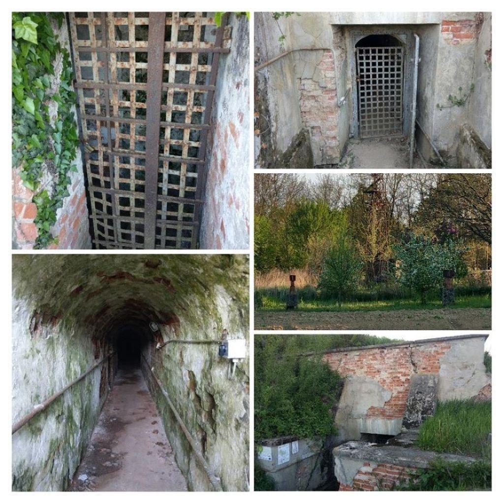 Kolesarska bunker tura