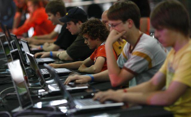 Odločitev WHO je pošteno razjezila igralniško industrijo. FOTO: Reuters