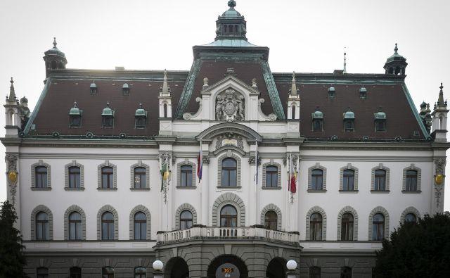 Univerza v Ljubljani FOTO: Jože Suhadolnik