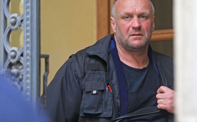 Stephen Casiraghi ima še odprto pravdo z državo zaradi 185 dni nezakonitega zapora. Foto Tadej Regent