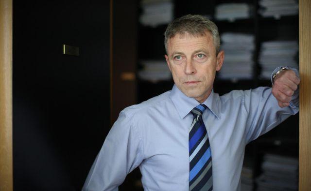 Največ poslanske podpore med kandidati za ustavnega sodnika uživa Čeferin. FOTO: Jure Eržen/Delo