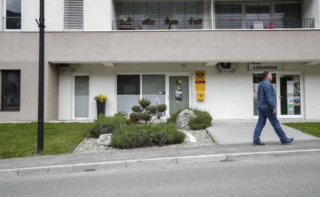 Pošta Slovenije je ukinila že 58 pošt. FOTO: Uroš Hočevar