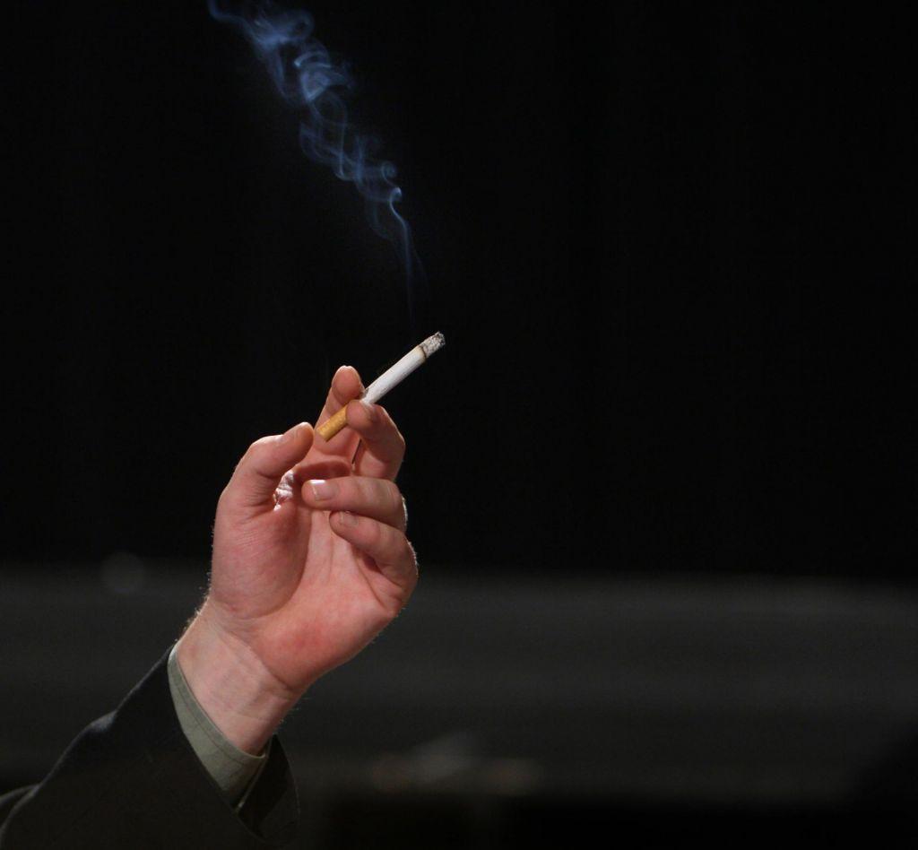 Deset Slovencev umre vsak dan zaradi kajenja