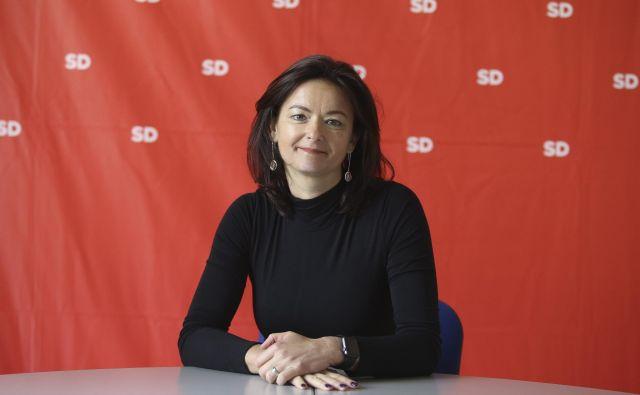 Tanja Fajon Foto Jože Suhadolnik