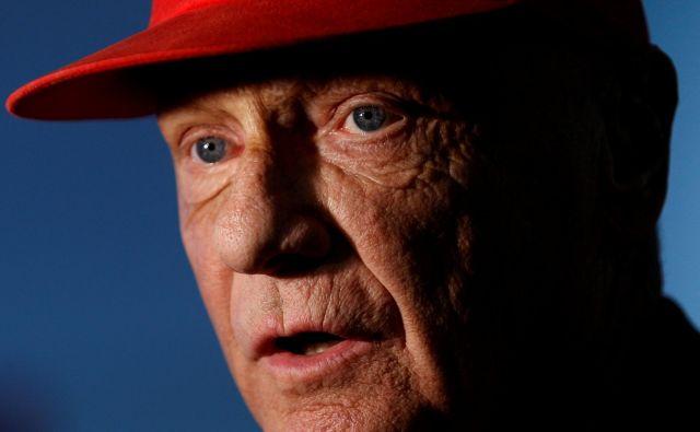 Niki Lauda. FOTO: Reuters