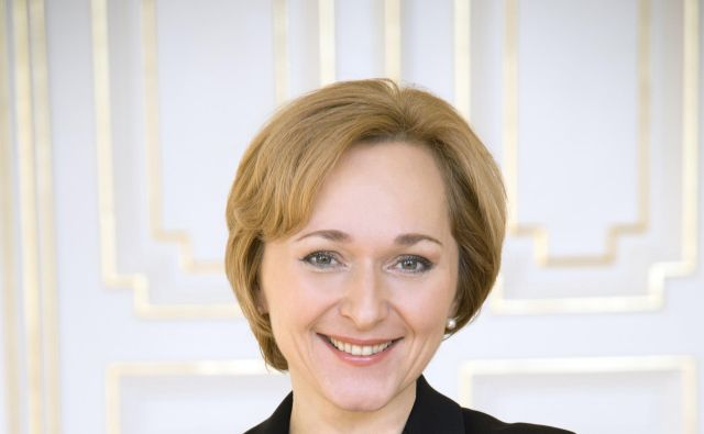 Dr. Barbara Jaki, direktorica Narodne galerije FOTO: Janko Dermastja, Narodna galerija