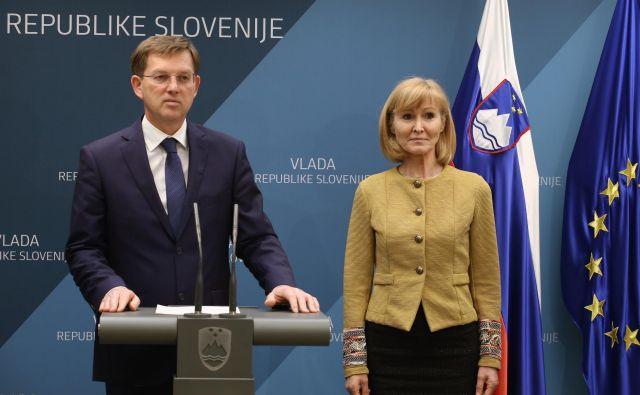 Nekdanja generalna sekretarka vlade in nekdanja podpredsednica SMC mag. Lilijana Kozlovič bo vodila agencijo za okolje. FOTO: Jože Suhadolnik/Delo