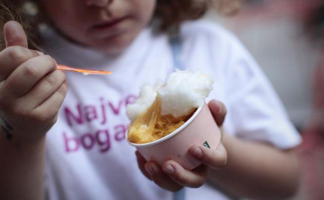 Privlačni elementi so se v največ primerih pojavljali na žitih za zajtrk, sladkarijah in sladoledih. FOTO: Uroš Hočevar/Delo