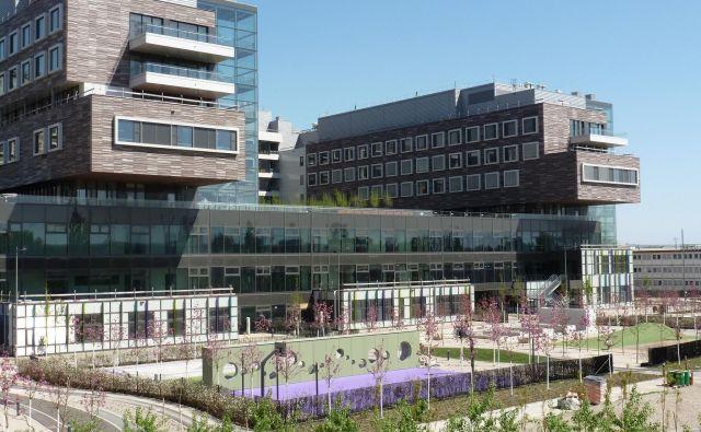 3. junija bo odprla vrata dunajska bolnišnica Floridsdorf<strong>,</strong> ena najmodernejših bolnišnic v Evropi, ki bo septembra že polno obratovala. FOTO: Arhiv bolnišnice<br />