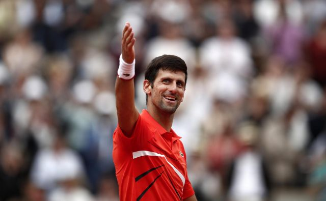 Novak Đoković se je sprehodil do zmage proti Švicarju Henriju Laaksonenu. FOTO: Reuters