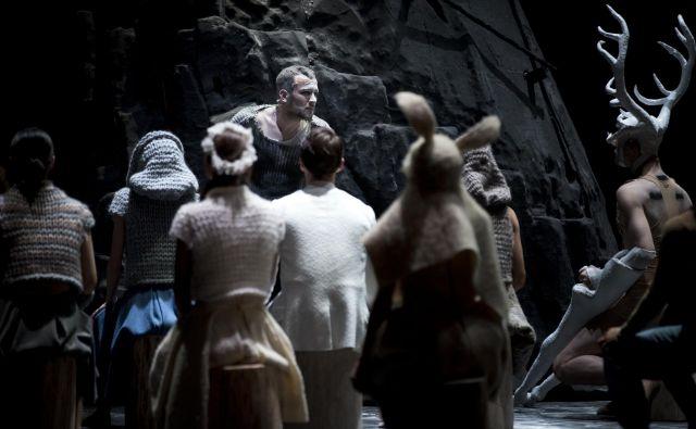 Z baletom <em>Peer Gynt</em> bodo julija mariborski baletniki gostovali v Marijinem gledališču v Sankt Peterburgu in moskovskem Bolšoj teatru. Foto arhiv SNG Maribor