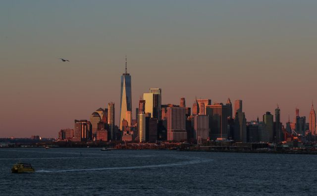 New York: novi materiali in nove tehnologije omogočajo tradicionalno ameriško značilnost seganja vse višje in vse dlje. FOTO: Reuters