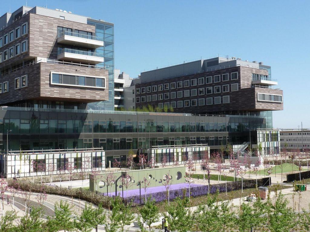 Dunaj z eno najmodernejših bolnišnic v Evropi